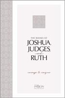 Passion Translation Joshua, Judges, and Ruth (Paperback)