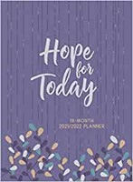 2022 18-Month Planner: Hope for Today (Imitation Leather)