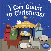 I Can Count to Christmas! (Board Book)