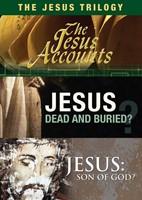 The Jesus Trilogy DVD (DVD)