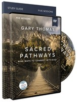 Sacred Pathways Study Guide with DVD (Paperback w/DVD)