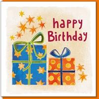Birthday Presents Greetings Card