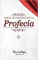 Biblia de Estudio de la Profecía, Tapa Dura (Hard Cover)