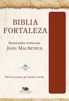 Biblia Fortaleza, Marrón (Imitation Leather)