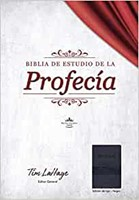 Biblia de Estudio de la Profecía, Negro (Imitation Leather)