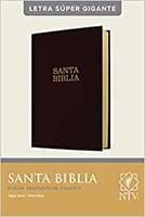 Santa Biblia NTV, letra súper gigante (Letra Roja, Tapa dura (Hard Cover)