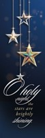 O Holy Night Christmas Bookmark (pack of 25) (Bookmark)