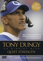 Tony Dungy On Winning With Quiet Strength DVD (DVD)