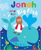 Jonah and the Big Fish with Touch and Feel (Board Book)
