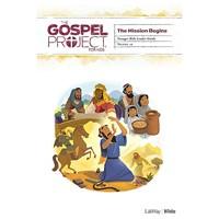 Gospel Project: Younger Kids Leader Guide, Winter 2021 (Paperback)