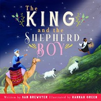 The King and the Shepherd Boy (Paperback)