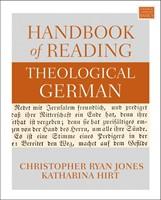 Handbook of Reading Theological German (Paperback)