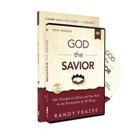 Story of God the Savior Study Guide with DVD (Paperback w/DVD)