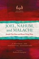 Joel, Nahum, and Malachi (Paperback)