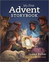 My First Advent Storybook (Board Book)