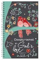 Rooted in God's Love Wirebound Notebook