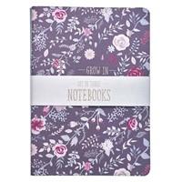 Grace Love Faith Notebook Set (pack of 3)