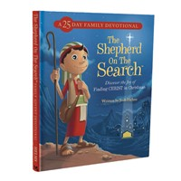 The Shepherd On The Search Family Advent Book (Hard Cover)