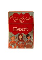 Grateful Heart Box of Blessings (Cards)