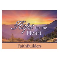 Faithbuilders: Hope for the Heart (Cards)