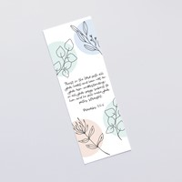 Trust in the Lord (Flora) Bookmark