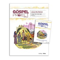 Gospel Project: Younger Kids Activity Pack, Fall 2020 (Paperback)