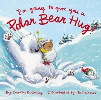 I'm Going to Give You a Bear Hug! (Board Book)