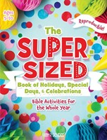 Super-Sized Book of Holidays, Special Days, and Celebrations (Paperback)