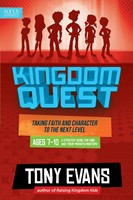 Kingdom Quest: A Strategy Guide For Kids And Their Parents/M
