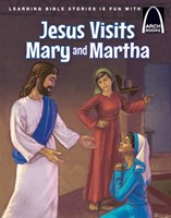 Jesus Visits Mary and Martha (Paperback)