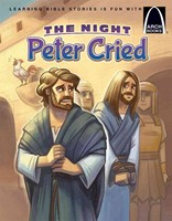 The Night Peter Cried (Paperback)