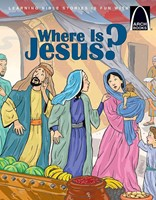 Where is Jesus? (Paperback)