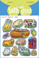 Noah And Co. - Faith That Sticks Stickers (Stickers)