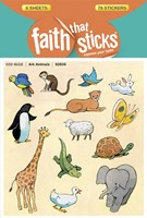 Ark Animals (Stickers)