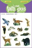 Woodland Wonders (Stickers)