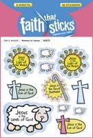 Names Of Jesus (Stickers)