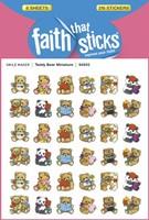 Teddy Bear Miniature (Stickers)