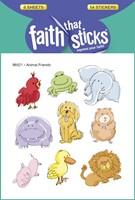 Animal Friends (Stickers)