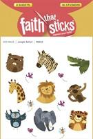 Jungle Safari Stickers