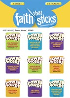 Power Words (Stickers)