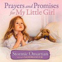 Prayers And Promises For My Little Girl (Hard Cover)