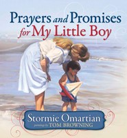 Prayers And Promises For My Little Boy (Hard Cover)