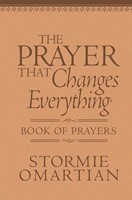The Prayer That Changes Everything Book Of Prayers (Leather Binding)
