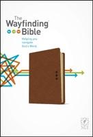 The NLT Wayfinding Bible Brown