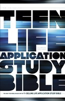 NLT Teen Life Application Study Bible (Hard Cover)