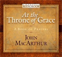 At The Throne Of Grace Audiobook (CD-Audio)