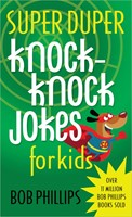 Super Duper Knock-Knock Jokes For Kids