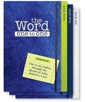 The Word One To One: Pack Two (Set Of 2)