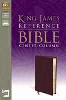KJV Reference Bible (Bonded Leather)