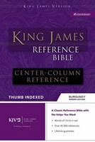 KJV Reference Bible Indexed